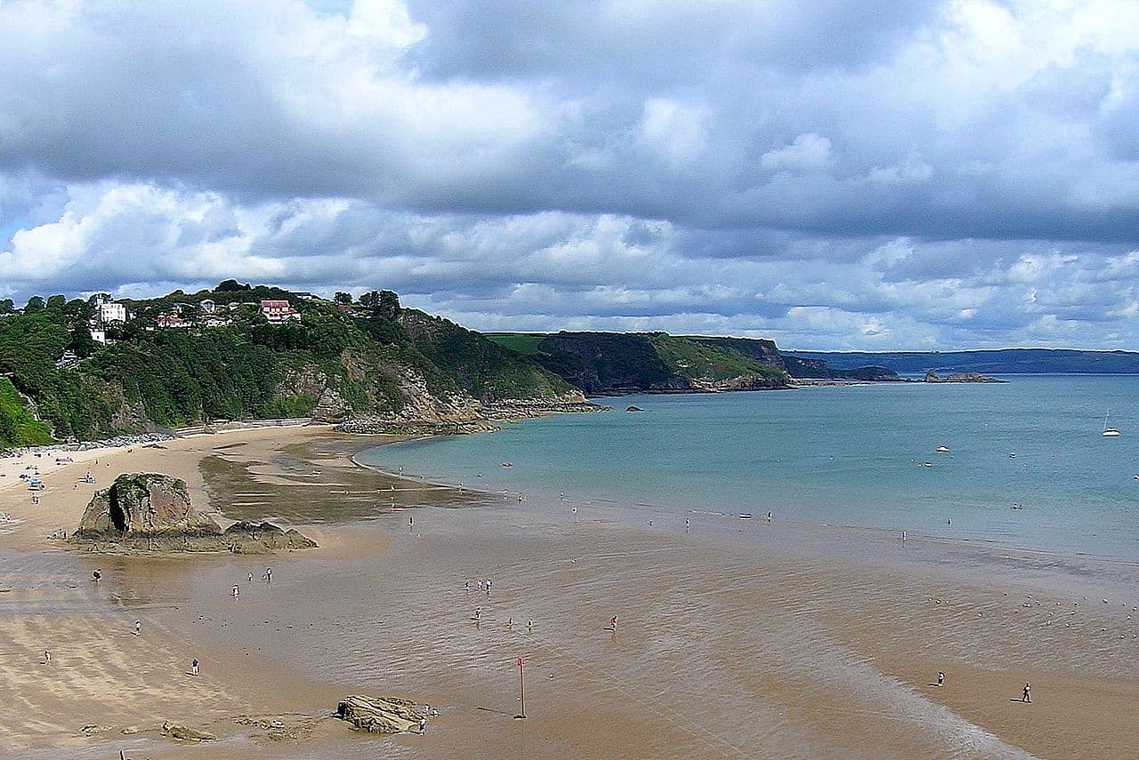 7 of the most beautiful beaches on the Pembrokeshire Coast Wales