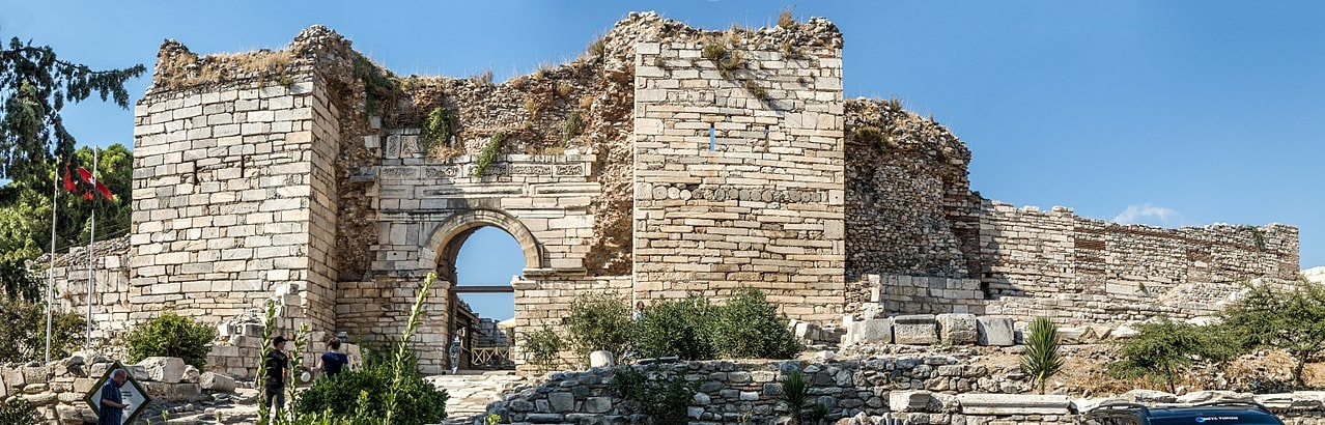 Visiting Ephesus the most awe-inspiring site in Turkey