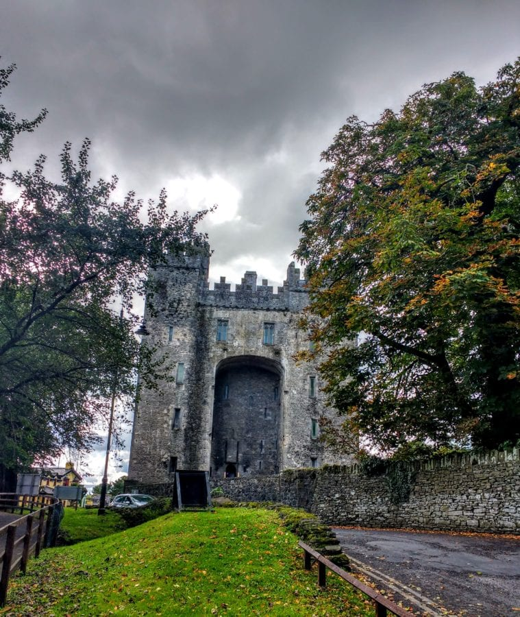 unratty Castle and Bunratty Folk Park Ireland
