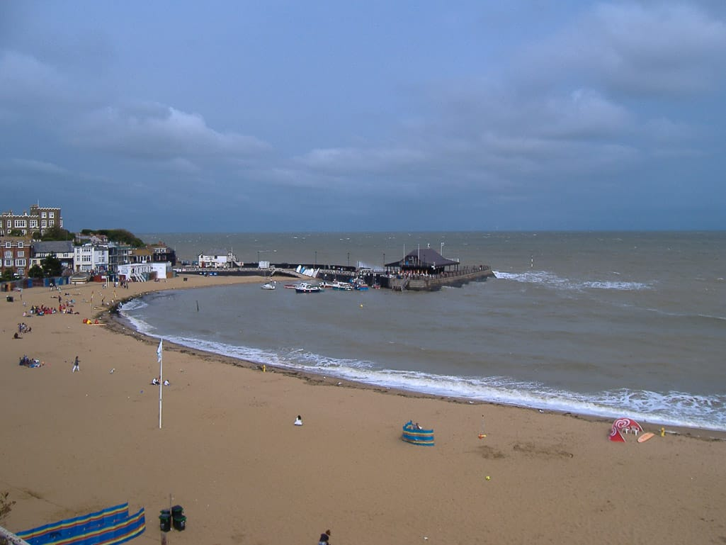 Broadstairs, Kent the best place for a seaside holiday