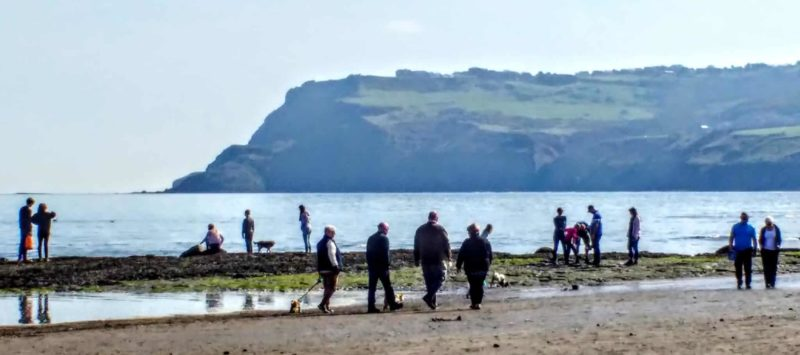 Robin Hoods Bay in Yorkshire one of England's best seaside villages