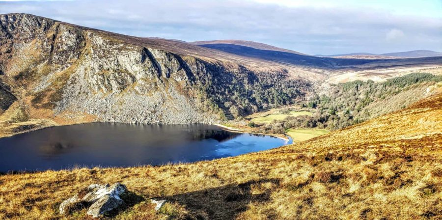 Guinness Lake in the Wicklow Mountains 7 days in Ireland - Ultimate Dublin to Waterford Itinerary