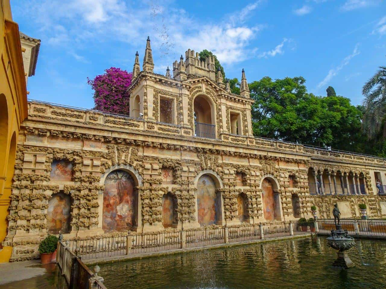 Best 5 Places to Visit in Seville, Spain