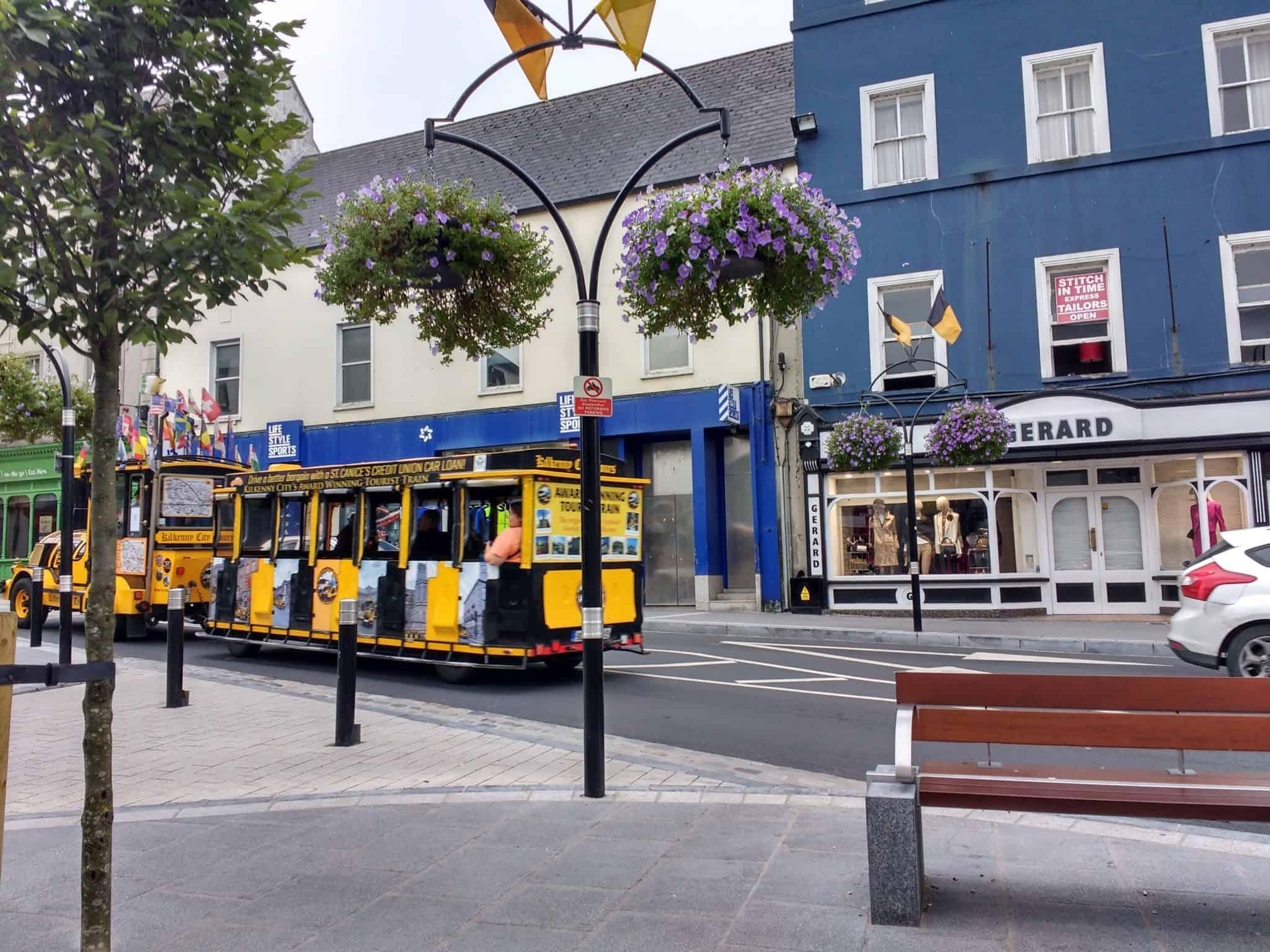 Kilkenny's little tram