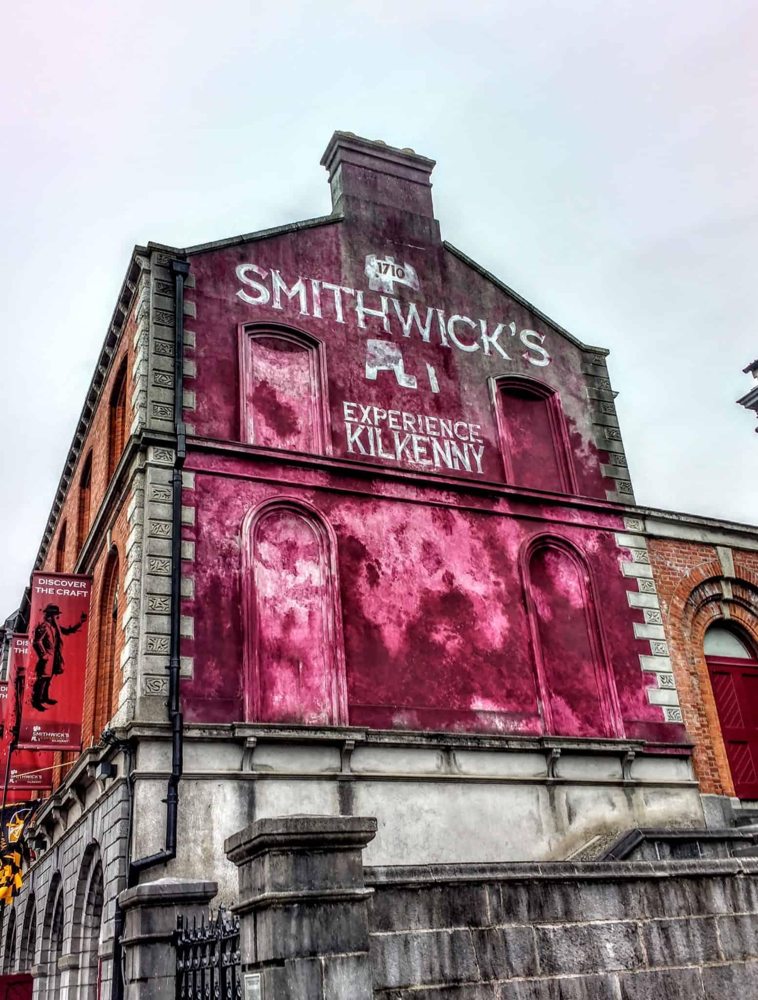 Smithwicks in Kilkenny