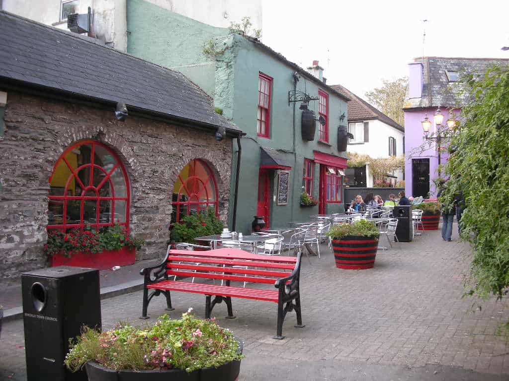 Beautiful Towns in Ireland Kinsale picture book perfect