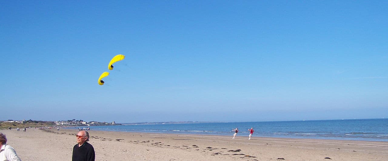 Best beaches in Dublin