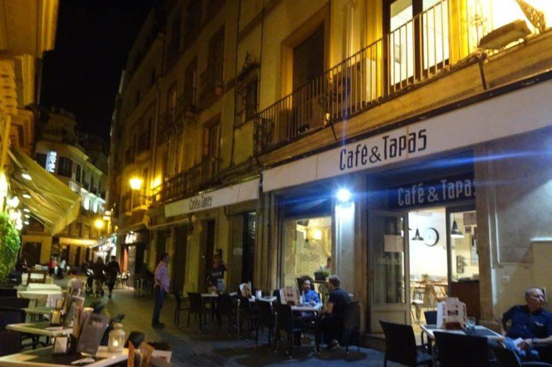 Spanish Tapa restaurants