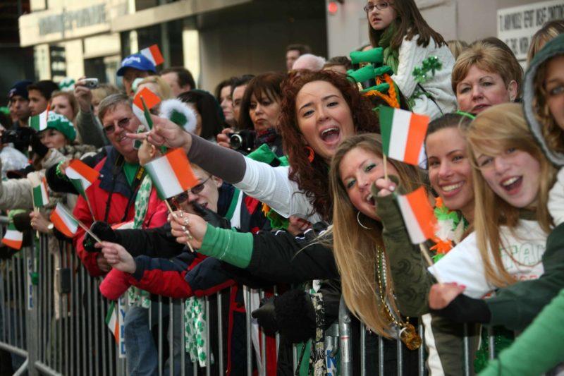 Celebrating St. Patrick's Dublin