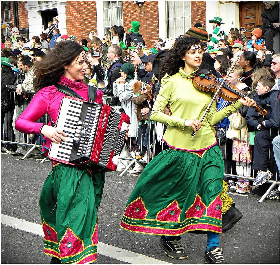 Don'ts St. Patrick's Day in Dublin