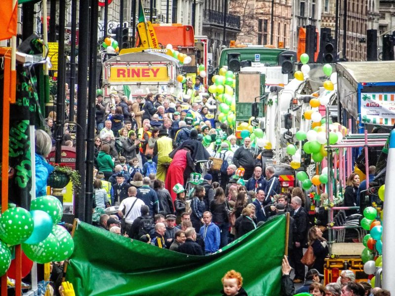 St. Patrick's Festival in Dublin - Ultimate guide to St. Patrick's Day