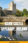 Cahir Castle Ireland the best preserved medieval castle Tipperary