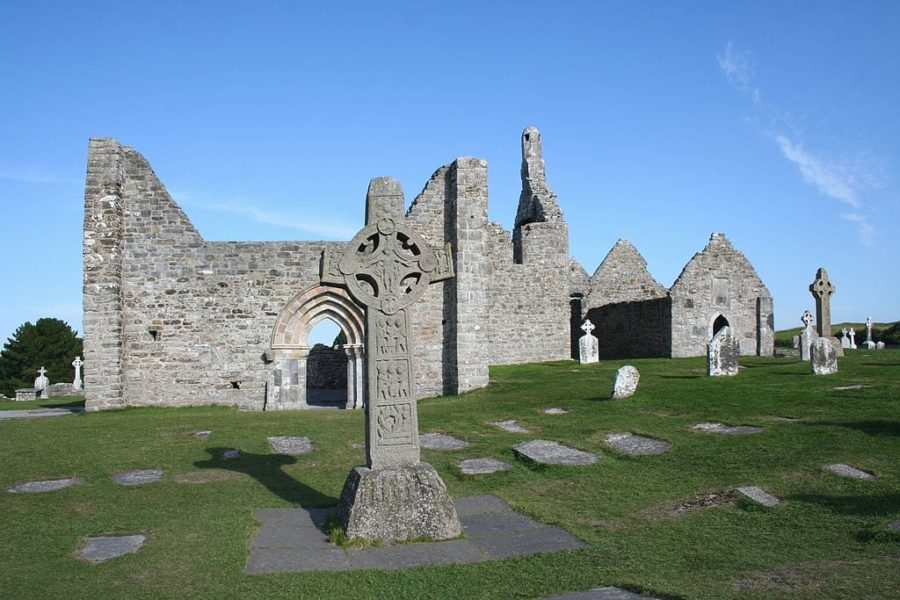 Clonmacnoise Ireland's hidden heartlands and Ireland Ancient East
