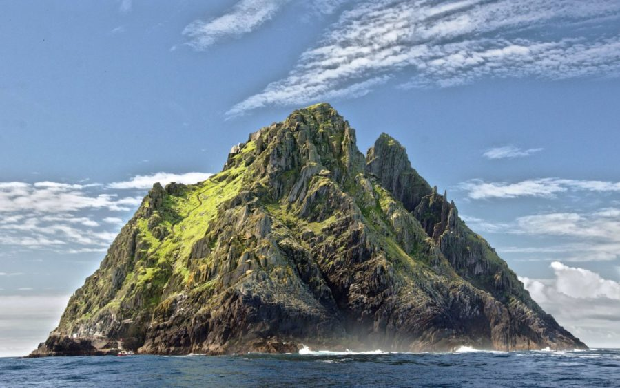 Skelligs in the Wild Atlantic Way
