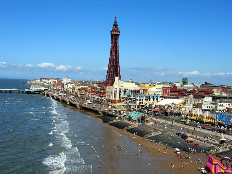 Blackpool tower what to do in Blackpool best things to do in Blackpool England