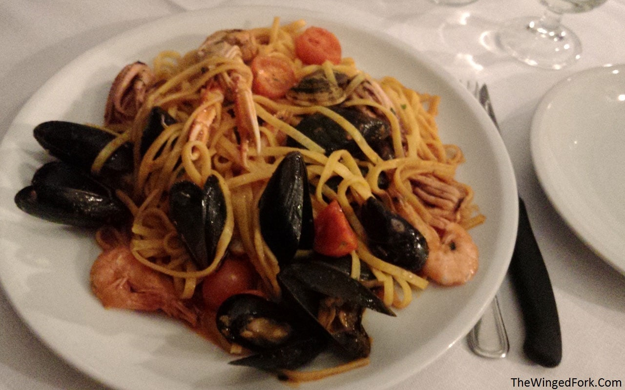What to eat in Rome the superb food of Italy