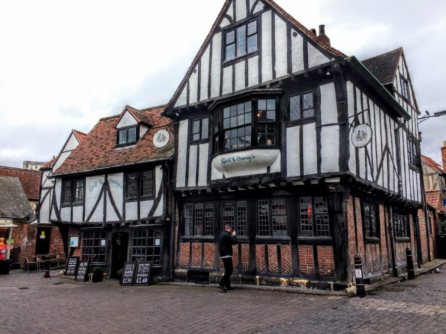 The Shambles oldest medieval street in the world | The Shambles York