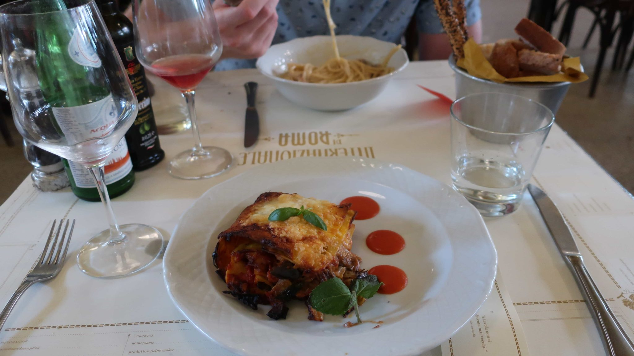 Food in Rome and the art of eating like an Italian | What to eat in Rome