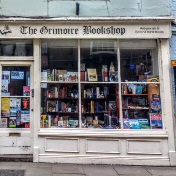 the grimoire bookshop THE sHAMBLES