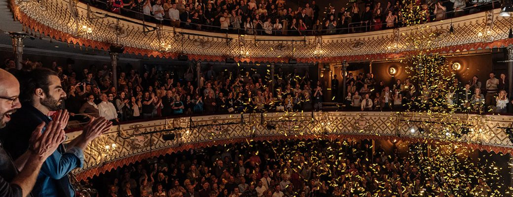 Famous Theatres in London and West End Tickets