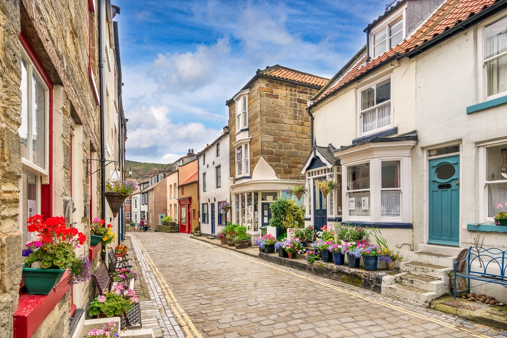 Discover the outstanding Yorkshire Coast & seaside villages