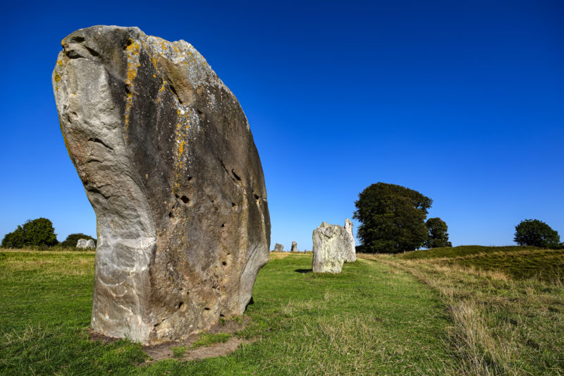Avebury henge and stone circles are one of the greatest marvels of prehistoric Britain.