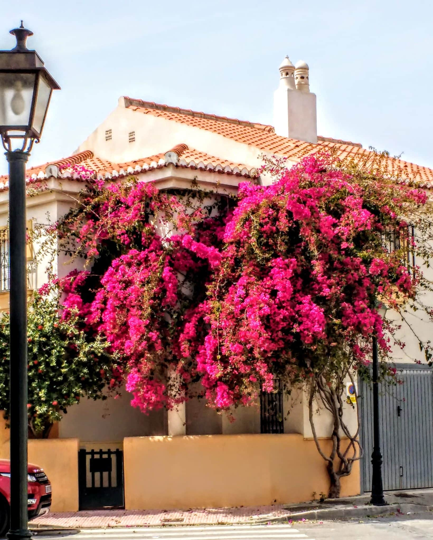 Salobreña Spain a charming whitewashed village in Andalucia