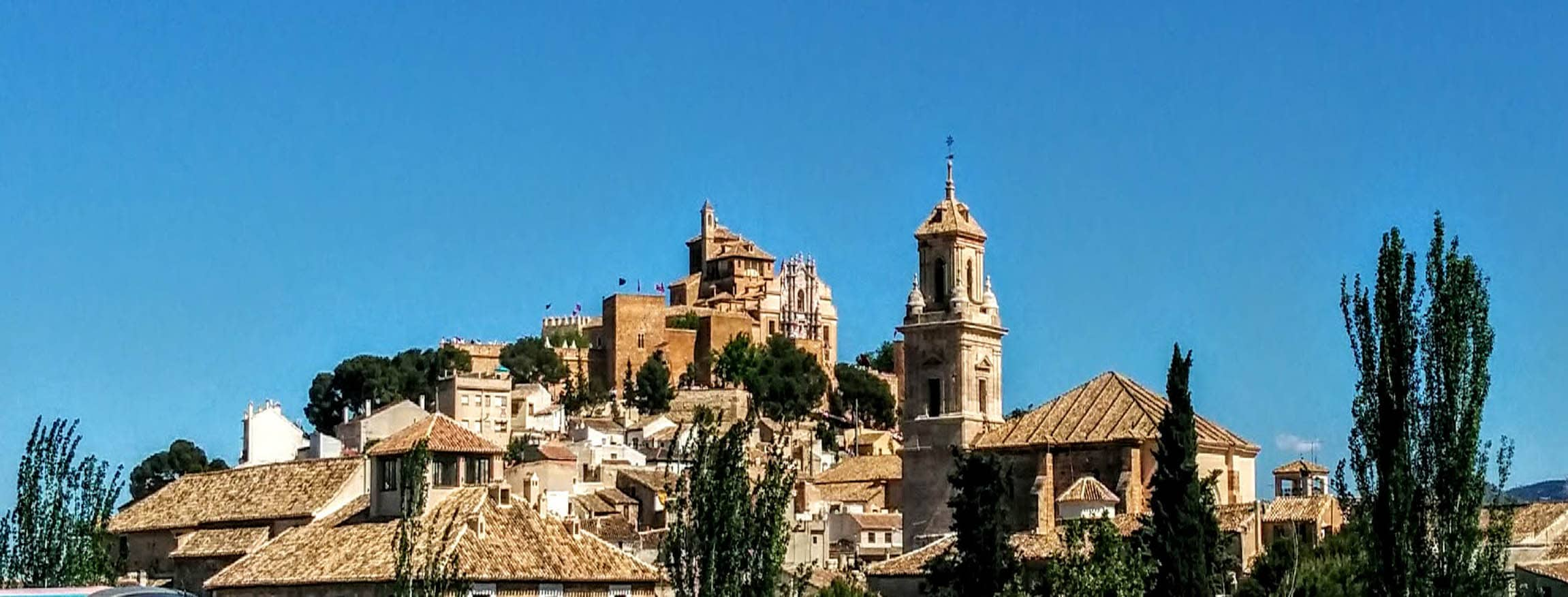 castillo in Caravaca de la Cruz