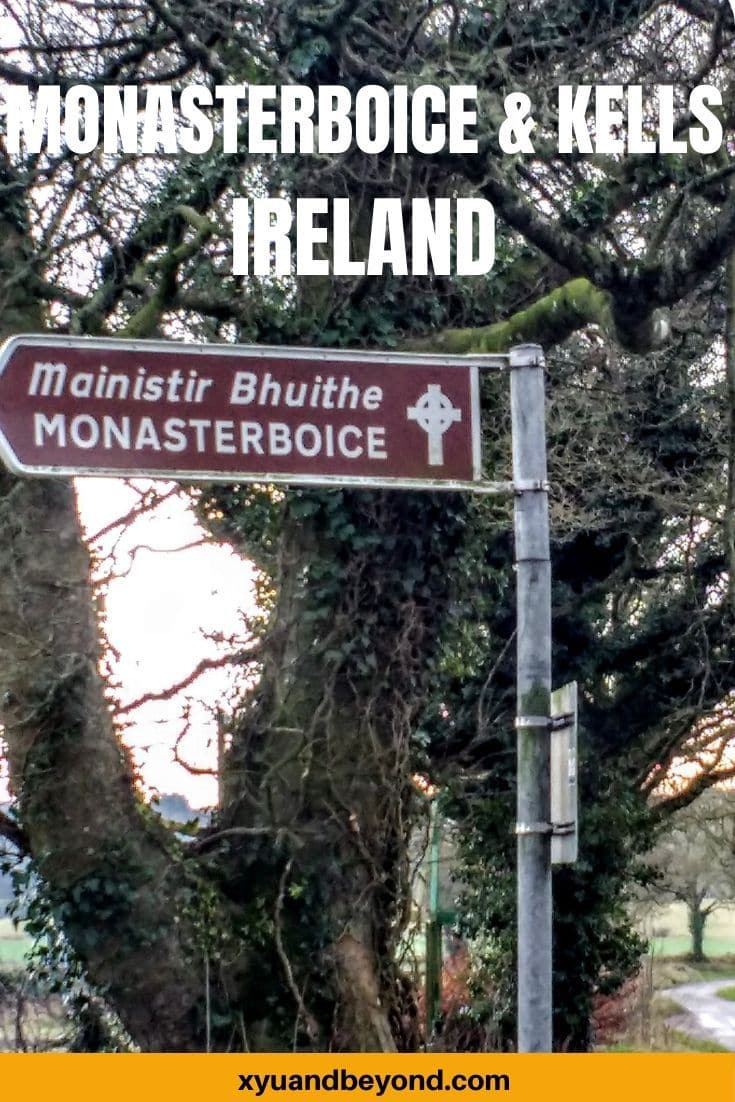 How to visit Monasterboice the finest High Crosses in Ireland