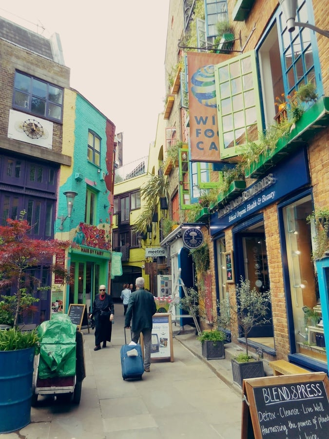 13 Beautiful places in London off the beaten track