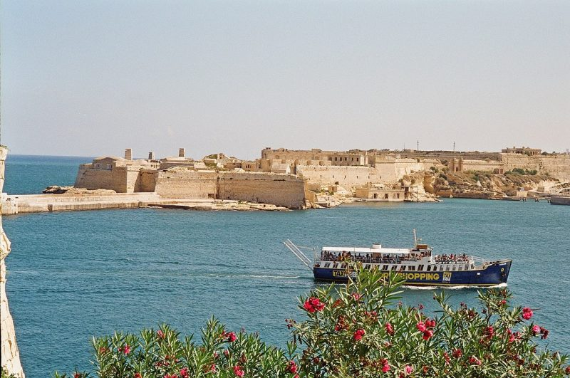 Fort Ricasoli where they filmed Game of Thrones 2 days in Malta