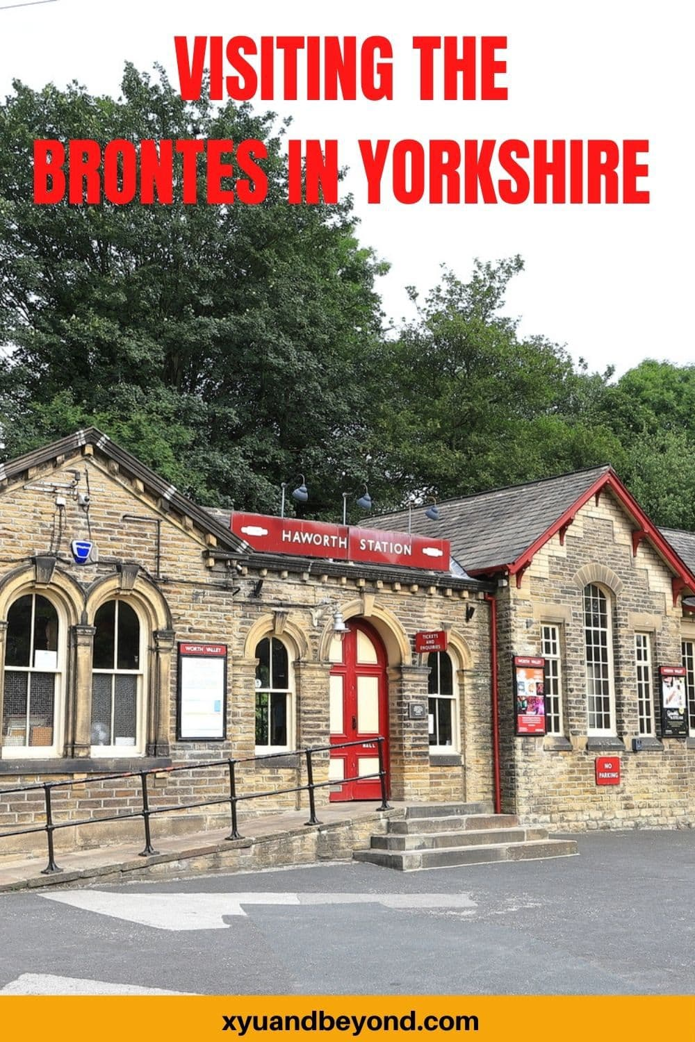 Bronte Country Haworth Yorkshire home