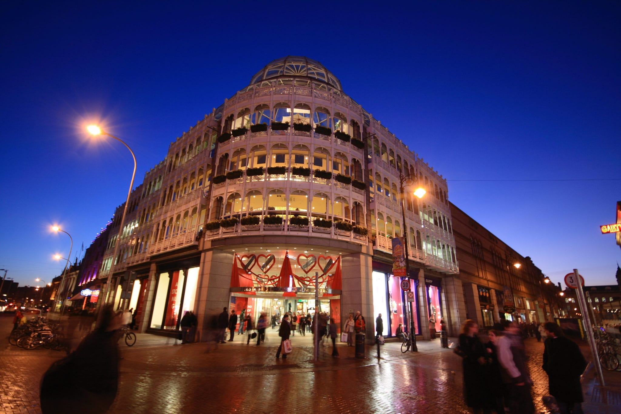 shopping on Grafton Street How to spend 2 days in Dublin