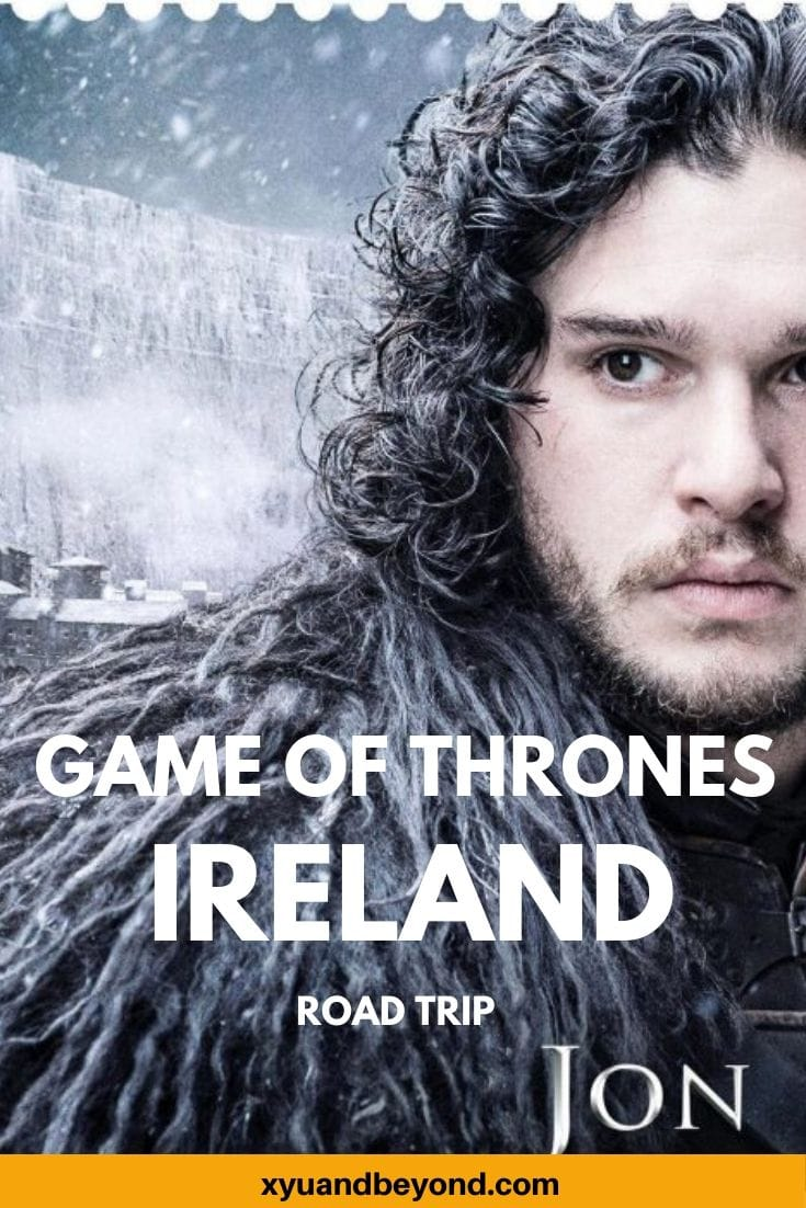 Epic Game of Thrones Ireland road trip