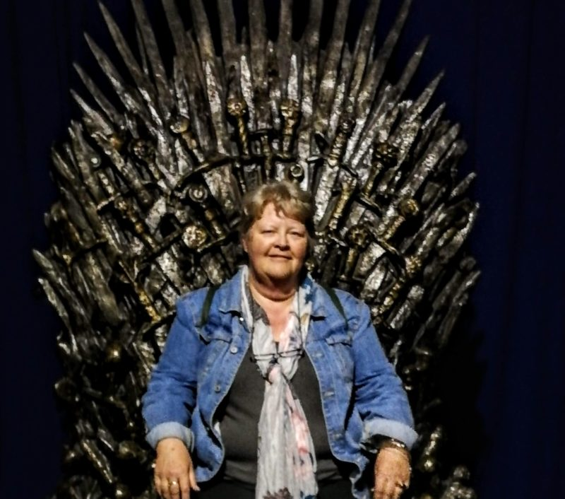 me on the Iron Throne questions for travellers are you too old?