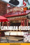 47 of the best traditional Canadian foods