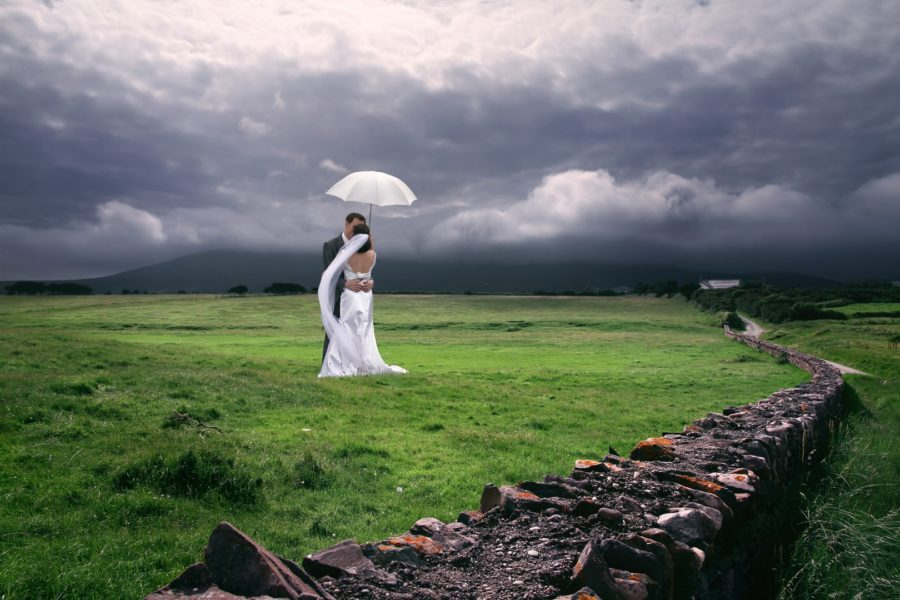 wedding photos in getting married in Ireland