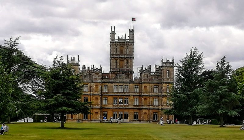 Highclere Castle -Tips for Visiting Downton Abbey