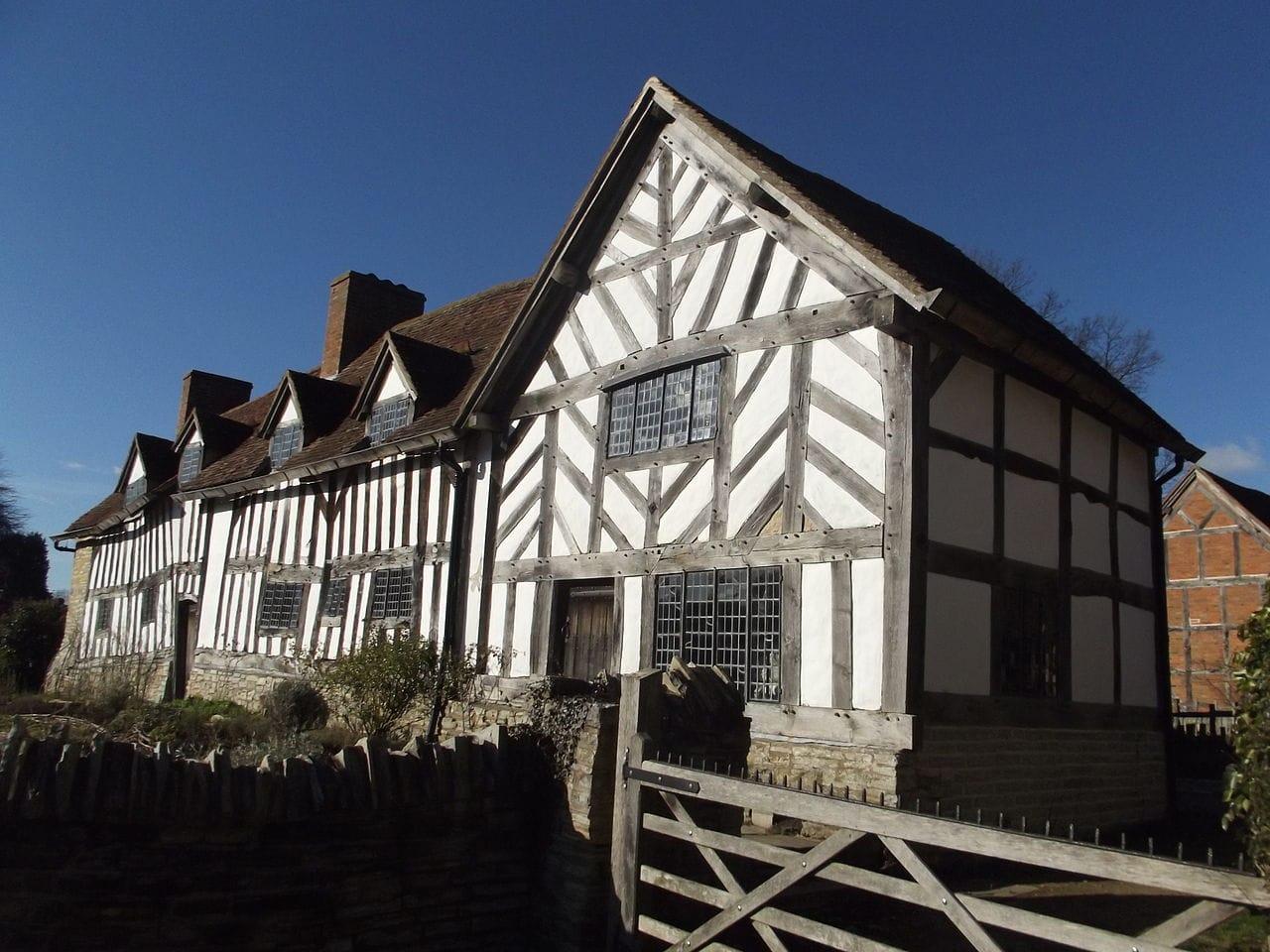 Mary Ardens Tudor Farm Stratford upon Avon