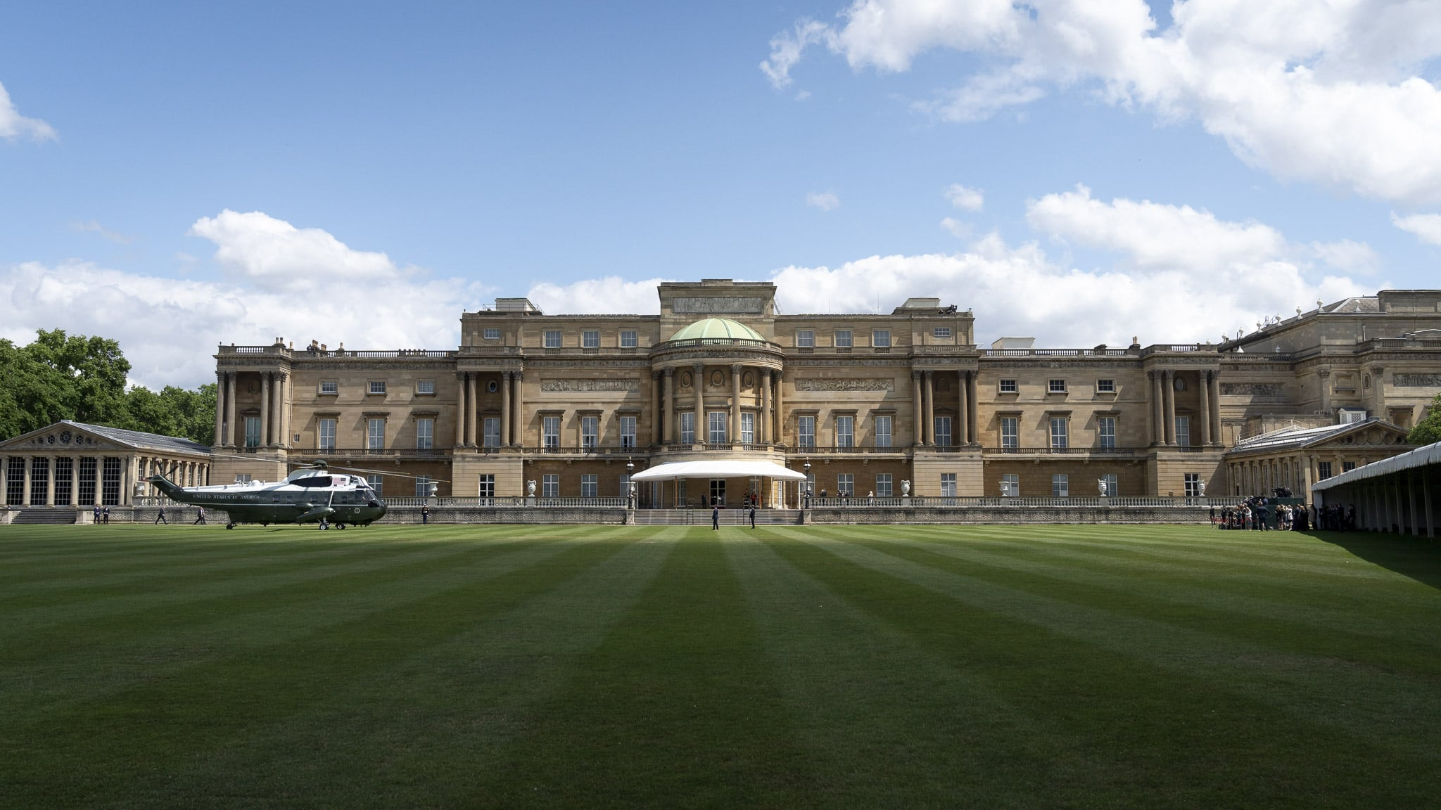 Ultimate Inside Buckingham Palace tour
