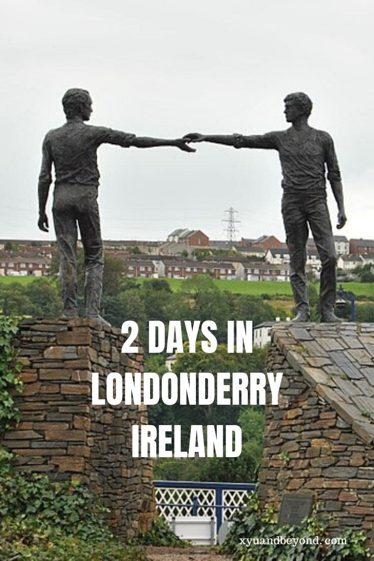 Visiting Derry 2 days and 11 of the best things to do