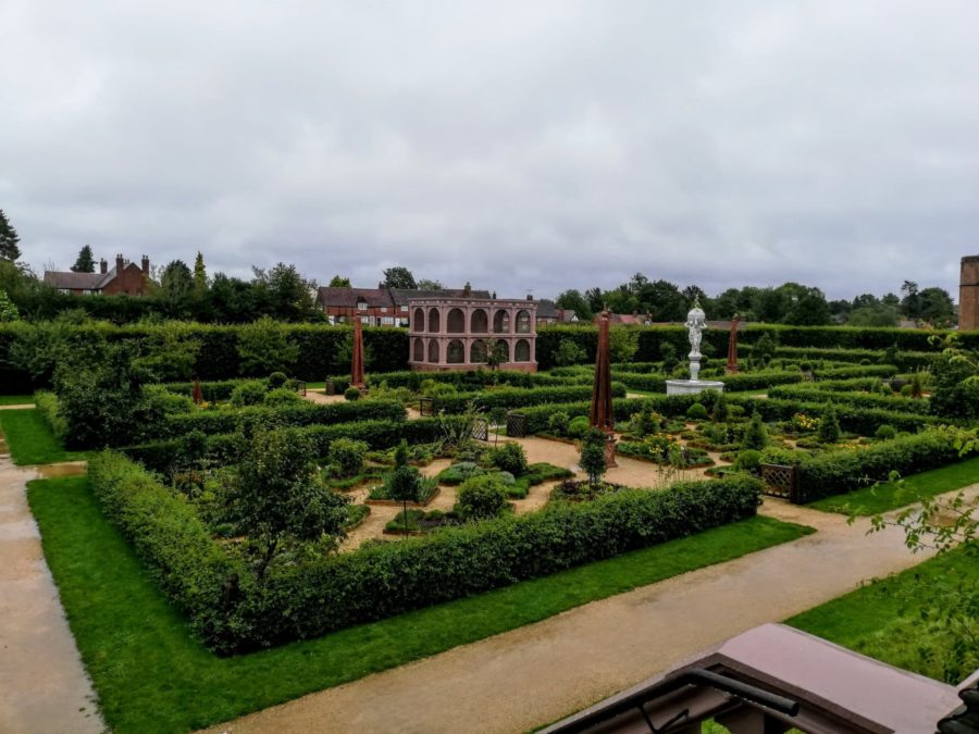 Visiting the magnificent Kenilworth Castle and Kenilworth Town