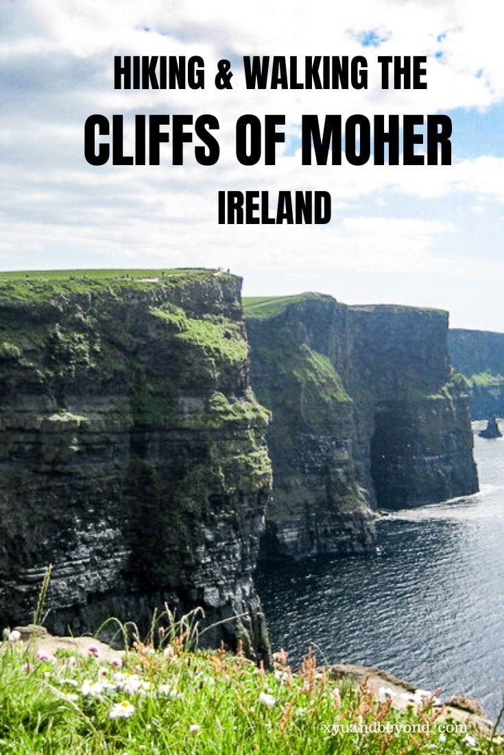 The best guide to the Cliffs of Moher Ireland