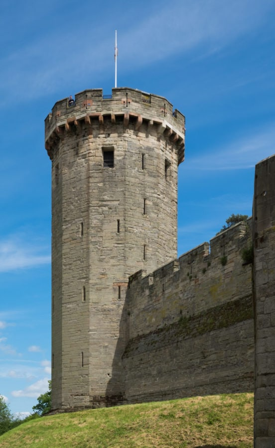 Solomons Tower at Warwick CAstle