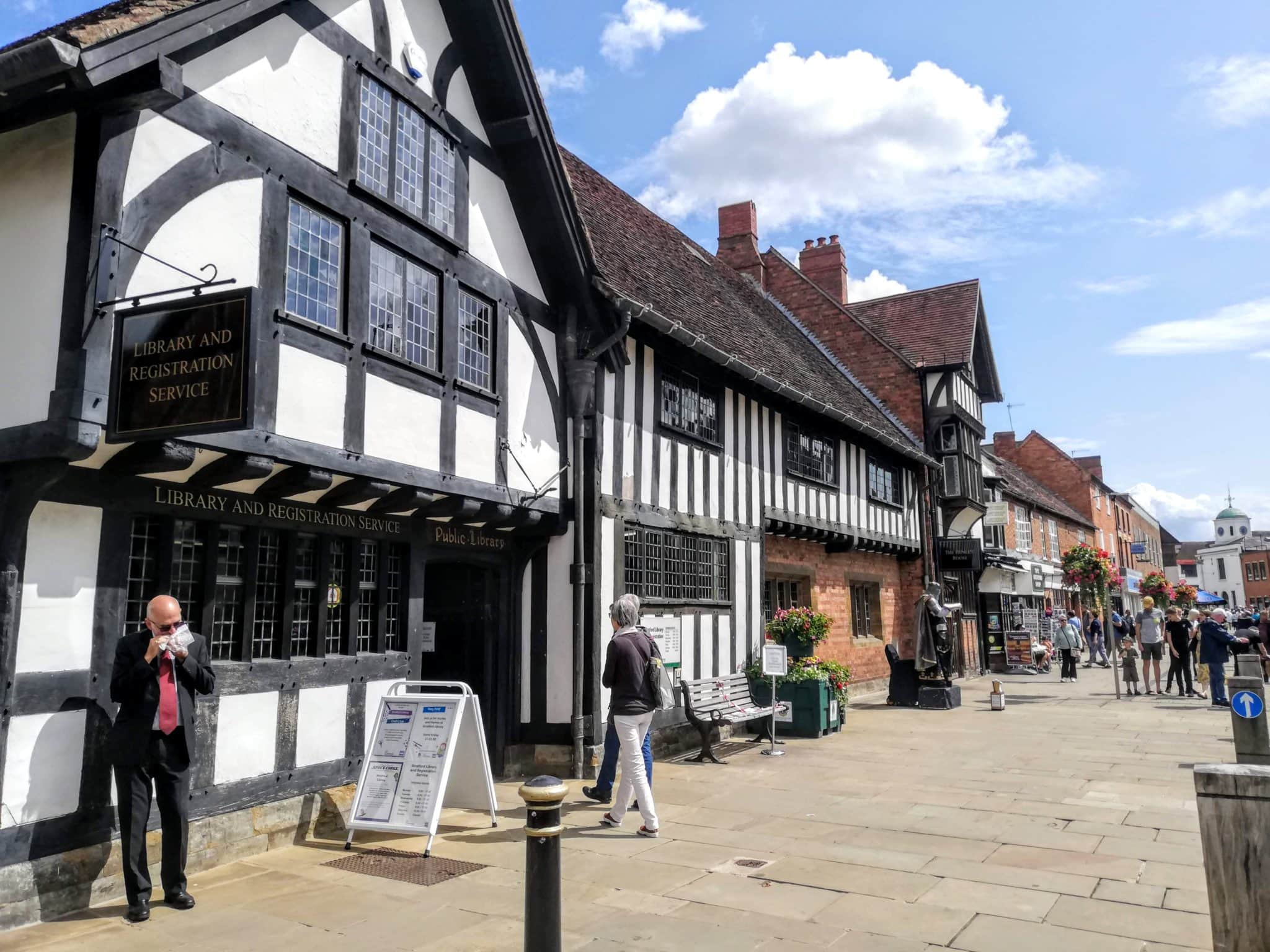 27 Beautiful places in Stratford upon Avon you must visit