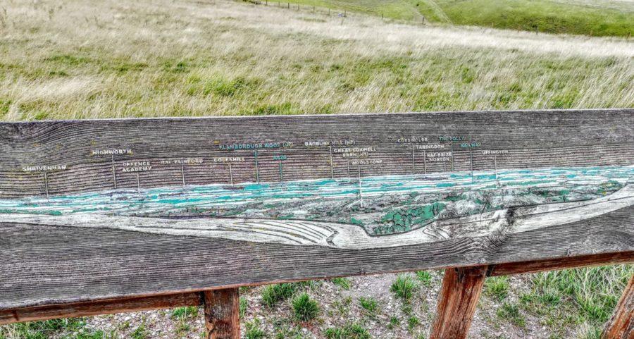 The Uffington White Horse, England's mysterious chalk figure