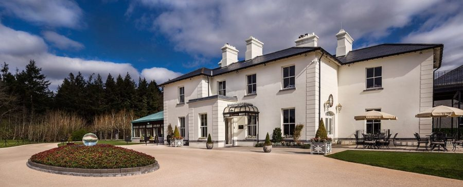 Castles to stay in Ireland Ashford Lodge beside Ashford Castle