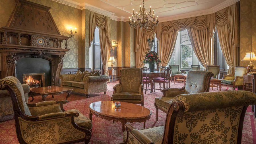 33 of the most fabulous Hotel Castles to stay in Ireland