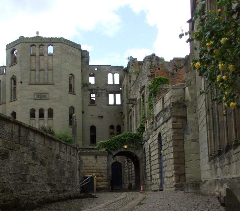 visiting Warwickshire