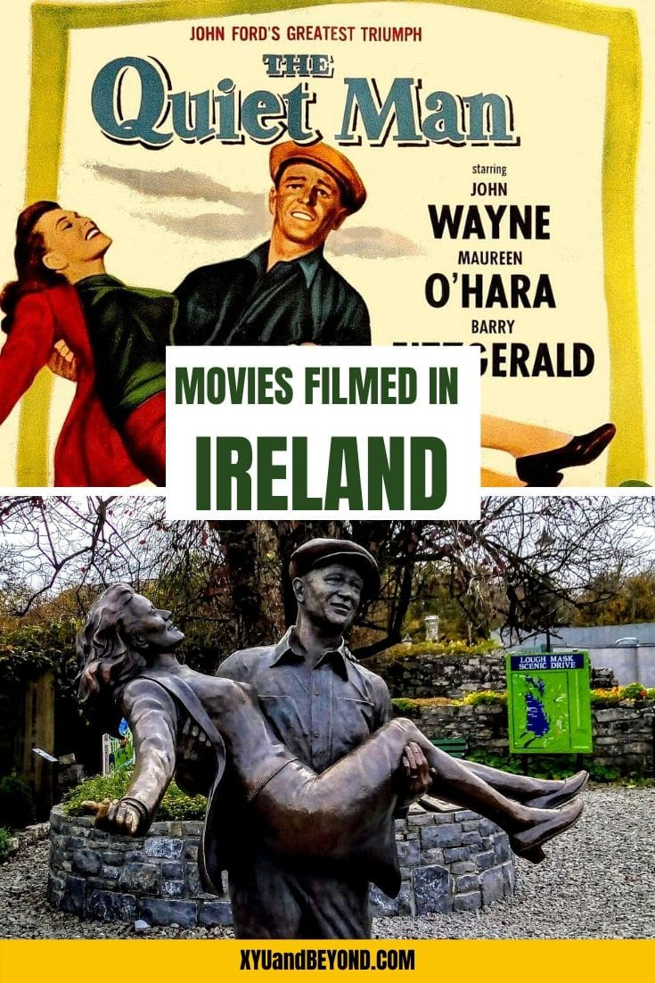 50+ of the Best Irish Movies to watch before you visit Ireland